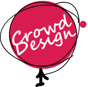 Crowd Design company logo